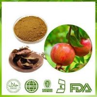 Buy cheap Pomegranate Peel Bark Extract from wholesalers