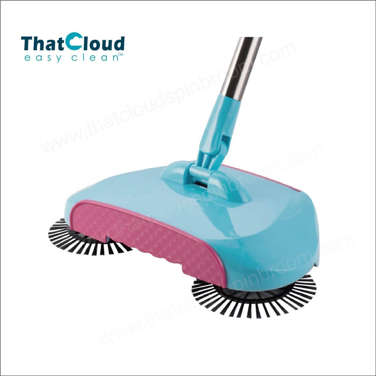 Stitching Color Hand Push Home Sweeper