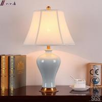 Best Chinese Style Vintage Ceranic Unique Tall Lamp Table /bedside Lamps wholesale