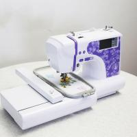 Best Domestic Multifunctional Embroidery Sewing Machine wholesale