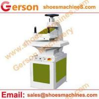 Best Leather cutting machine Genuine leather die cookie cutter machine wholesale