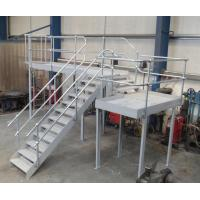Best Prefabricated steel platform with staircase wholesale