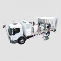 Best TT-Q90-CK3000 Cold Paint Air Spraying Marking Truck wholesale