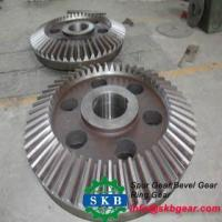 China Brass mini transmission spiral bevel gear for bicycle on sale