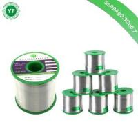 Best YunFang Tin Rohs Lead Free Solder Wire Sn99Ag0.3Cu0.7 with Rosin Core for Electrical Soldering wholesale
