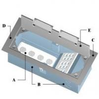 Best Zone Distribution Box - Floor AFB-704 Access Floor Spider Box wholesale
