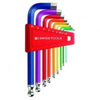 Rainbow Screwdrivers and L-Wrenches