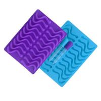 Best Ice molds 20 Cavity Silicone Earthworm Ice Cube Tray wholesale
