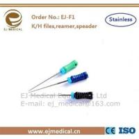 Buy cheap Dental Files EJ-F1 from wholesalers