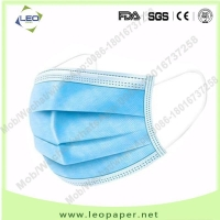 Best purism Non Woven Face mask 3 Ply protectivel Masks factory wholesale