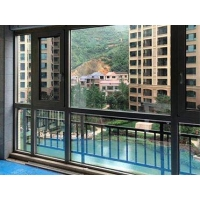 Best Soundproofing Aluminum Casement Strong Sealing Window wholesale