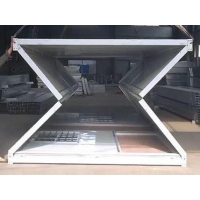 Best Fast Installation Temporary Folding Container House wholesale