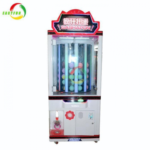 Cheap Lucky Gashapon Gift Machine for sale