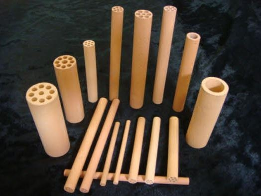 China Cordierite Tube (Multi Hole Tube)