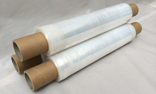 China Stretch Film with Extended Core