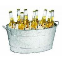Buy cheap Galvanized Party Tub from wholesalers