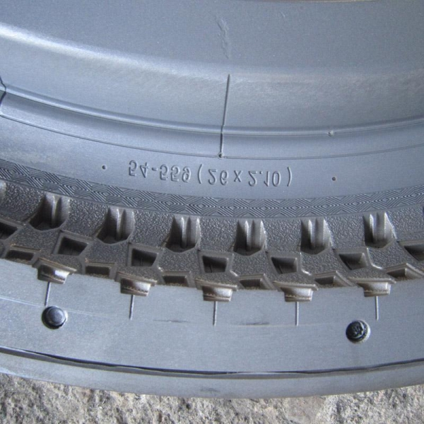China 26X2.10 Cycle Tyre Mold