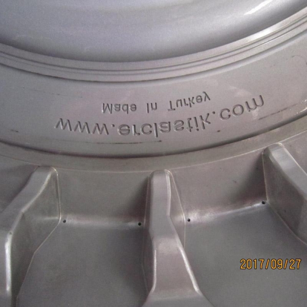 China 28x9-15 Solid Tyre Mold