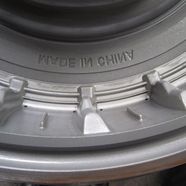 China 350x100 Solid Tyre Mold