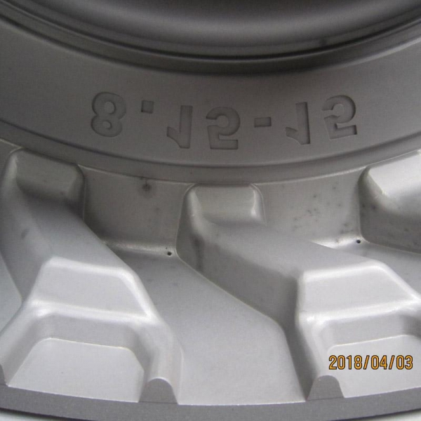 China 8.15-15 Solid Tyre Mold