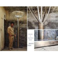Buy cheap Acrylic Steel Martini Glass from wholesalers