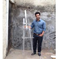 Buy cheap Acrylic Canvas Stand from wholesalers