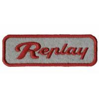 Best 3D Embroidery Iron on Embroidered Letters Fabric Patches for Clothes wholesale