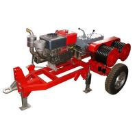 Buy cheap 5 Ton Double Capstan Winch Machine from wholesalers