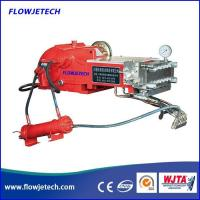 Buy cheap Triplex High Pressure Plunger Pumps from wholesalers
