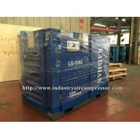Best Stationary Electric Rotary Screw Air Compressor 116 Psi 106 Cfm 25 HP LG 2.5/8 wholesale