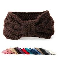 Best Cable Knit Hairband Women wholesale