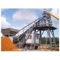 Buy cheap ZMC2000T Trailer Concrete Batching Plant from wholesalers