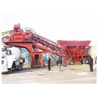 Buy cheap ZMC1000T Trailer Concrete Batching Plant from wholesalers