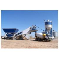 Buy cheap ZMC500T Trailer Concrete Batching Plant from wholesalers