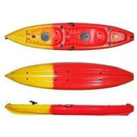 Buy cheap Single Plastic Angler Kajak Sit On Top Fishing Kayak With Pedal from wholesalers