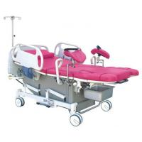 China Medical Obstetric Delivery Bed Assist Table Hidden Under Seat Section on sale
