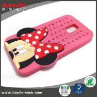 Best Custom Epoxy Silicone Rubber Smart Phone Case for iPhone 6S, iPhone 6 Plus, iPhone 7 wholesale