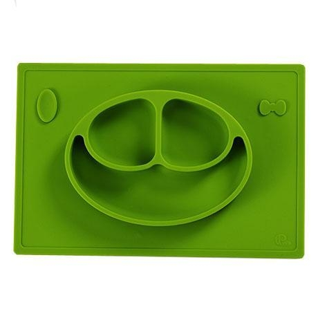 Cheap Square Silicone Platemat Smile for sale