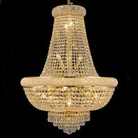 French Empire Crystal Chandeliers Lighting 10007