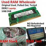 Buy cheap Used RAM Memory Used DDR4 RAM Laptop from wholesalers