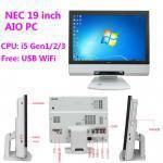 Buy cheap Used RAM Memory HP Used Desktop AIO PC all in one from wholesalers