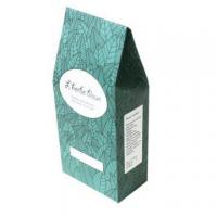 China Colorful Printed Tea Bags Paper Packaging Box on sale
