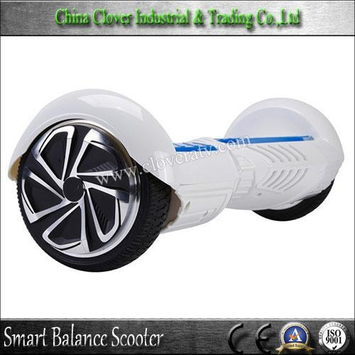 Cheap 2015 most fashionable two wheel hands free balance scooter with bluetooth speaker for sale
