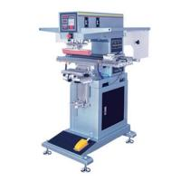 Buy cheap semi auto ink cup transverse move single color pad printer from wholesalers