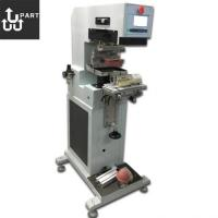 Buy cheap semi auto inkwell 1 color pad printing machine for bottle from wholesalers