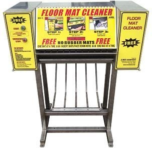 Cheap Express Floor Mat CleanerPatent Pending for sale