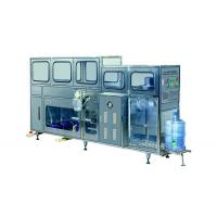 Buy cheap 100B/H 5 Gallon Bottled Water Rinsing Filling Capping Machine from wholesalers