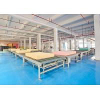 Buy cheap Automatic mattress production line from wholesalers