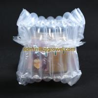 Buy cheap Inflatable Air Packaging Protective Bubble Pack Wrap Bag from wholesalers