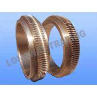 Buy cheap bronze gear from wholesalers